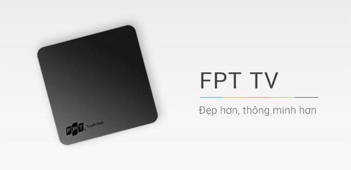 Dịch vụ truyền hình FPT Thái Bình