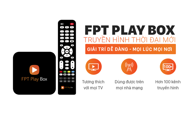 mua tivi box, fpt play-box, smartbox