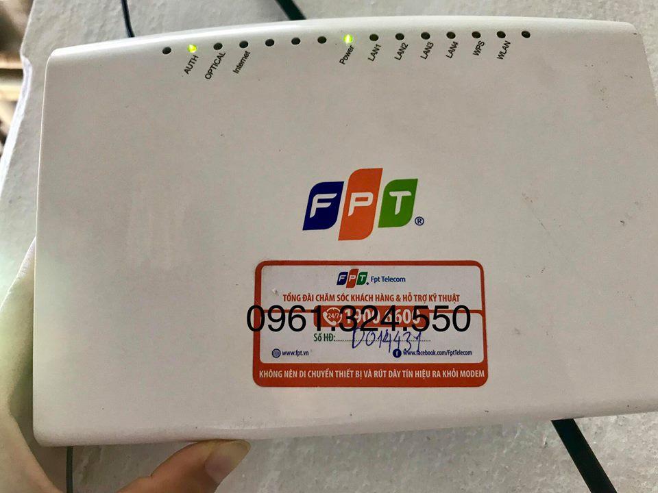 modem cáp quang FPT Thái Bình, lắp cáp quang FPT Thái Bình, modem FPT Thái Bình