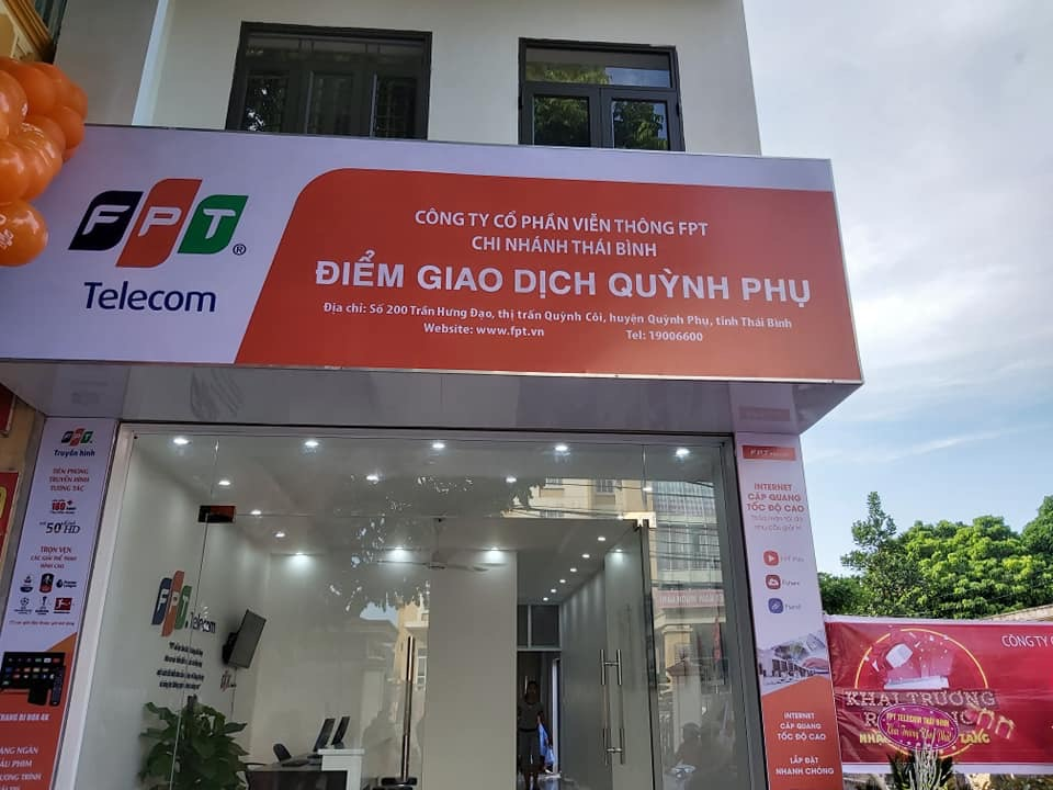 Văn phòng giao dịch Quỳnh Côi