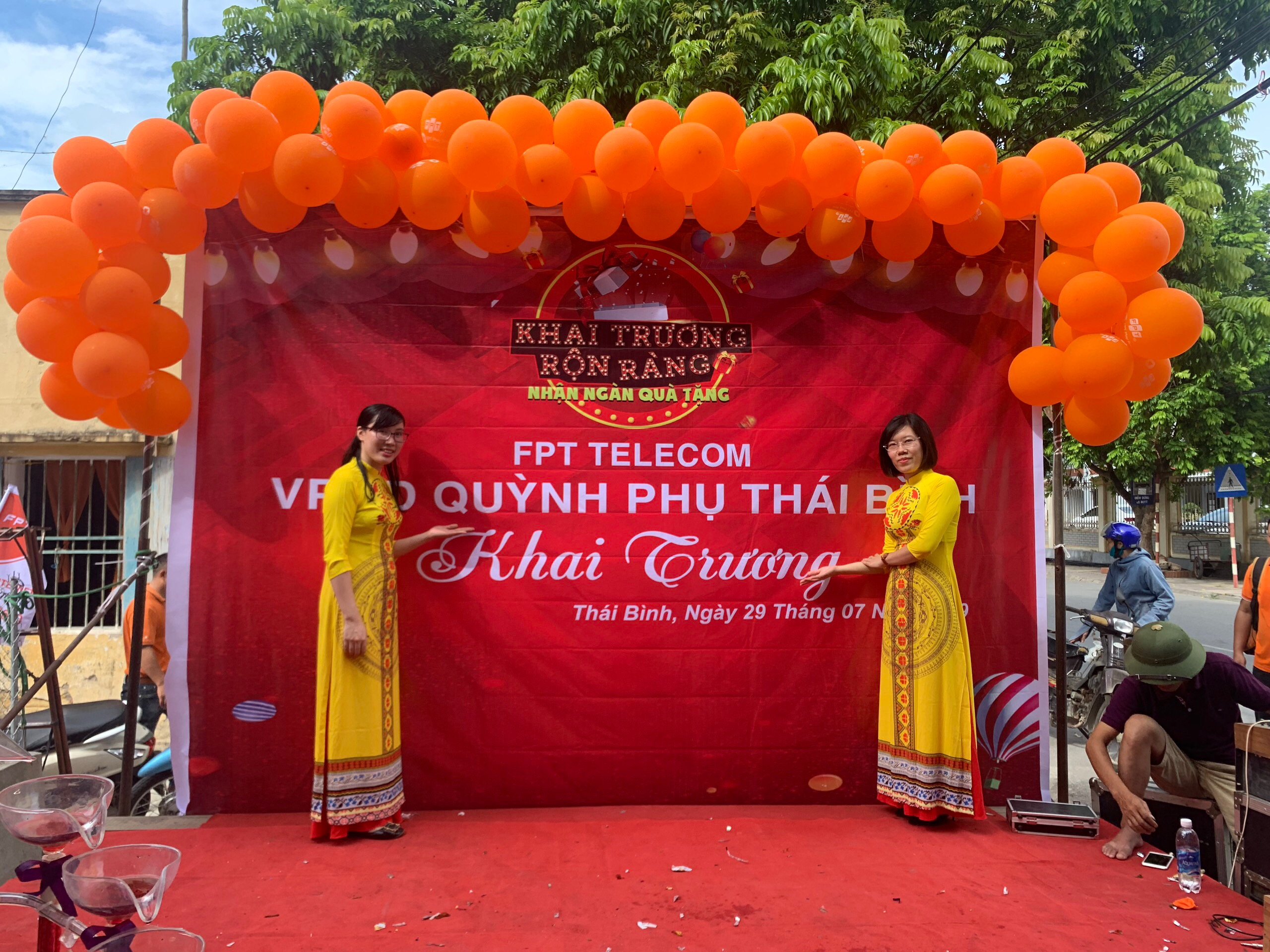 FPT Quỳnh Phụ
