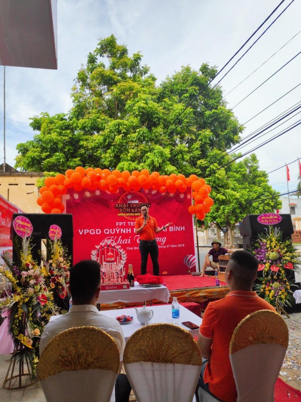 Lắp mạng FPT Quỳnh Phụ