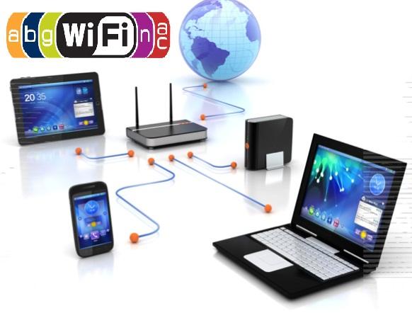 wifi cap quang